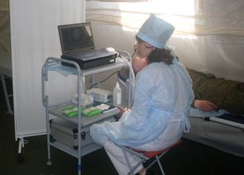 Комплекс медицинский подвижной (КМП)