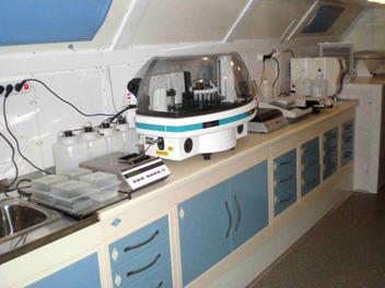 Лаборатория клинико-диагностическая подвижная (ЛКДП)