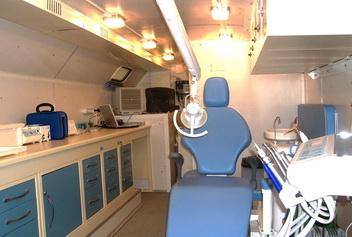 Полевой подвижной стоматологический комплекс (ППСК)