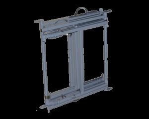 ПНС-1 - Подставки под носилки складные (в сложенном виде)