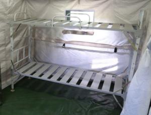 КДС - Кровать двухъярусная складная (общий вид)
