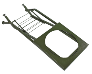 ПУСМ - Подставка универсальная складная для мусорного мешка (в сложенном виде)