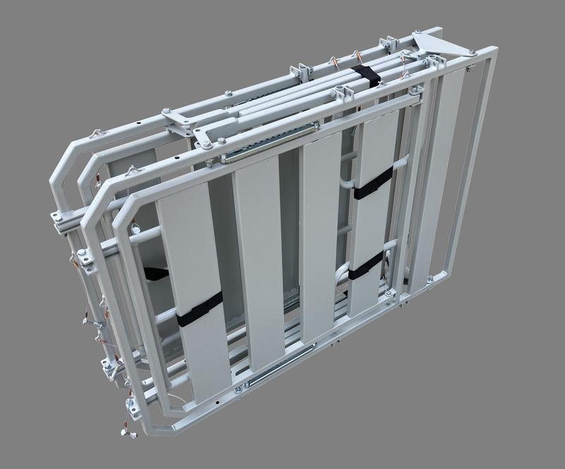 КФС - Кровать функциональная складная (в сложенном виде)