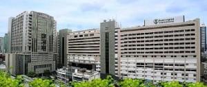 Военный госпиталь в Бангкоке