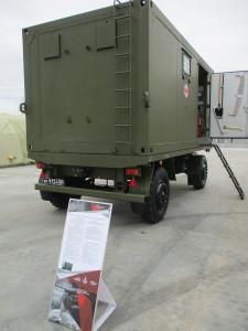 """Установка для утилизации медицинских отходов (УУМО-01) на форуме """"Армия-16"""""""