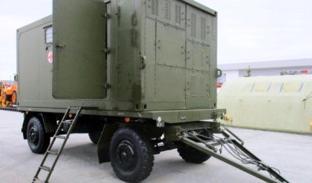 Модернизированную УУМО-01 Минобороны России получит в 2018 году